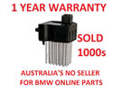 BMW E46 E39 E83 E53 X5 X3 3 and 5 Series Blower Motor Resistor Final Stage Unit