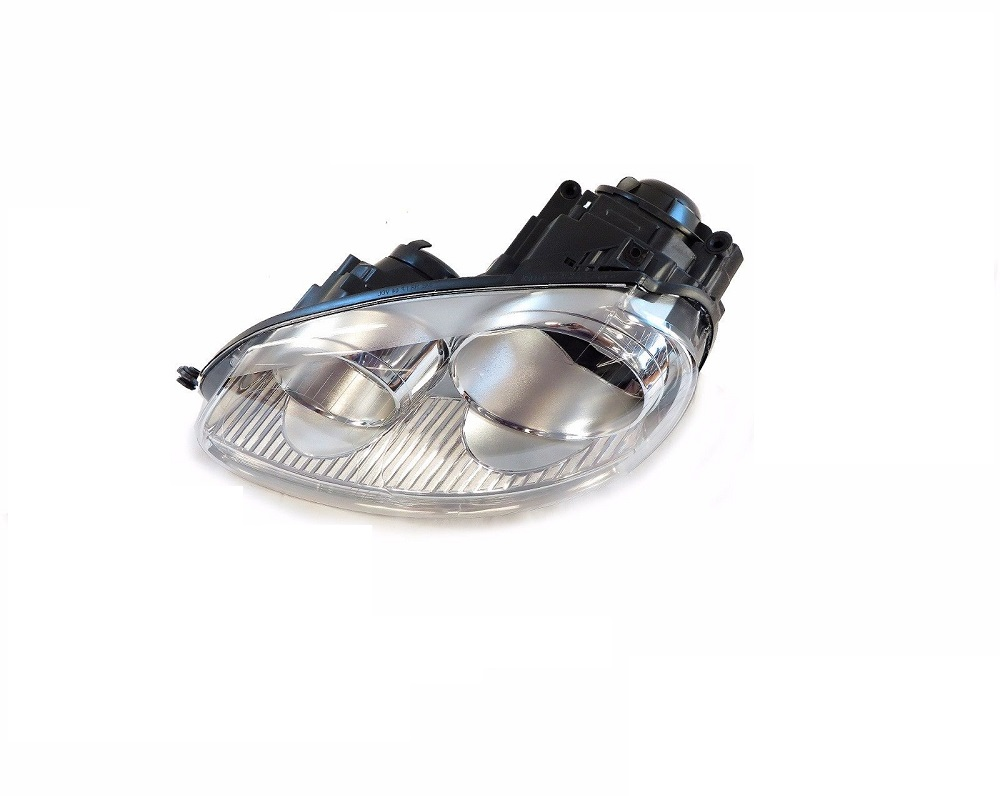 Headlights Chrome For Vw Golf 5 Left Side 2003 2008