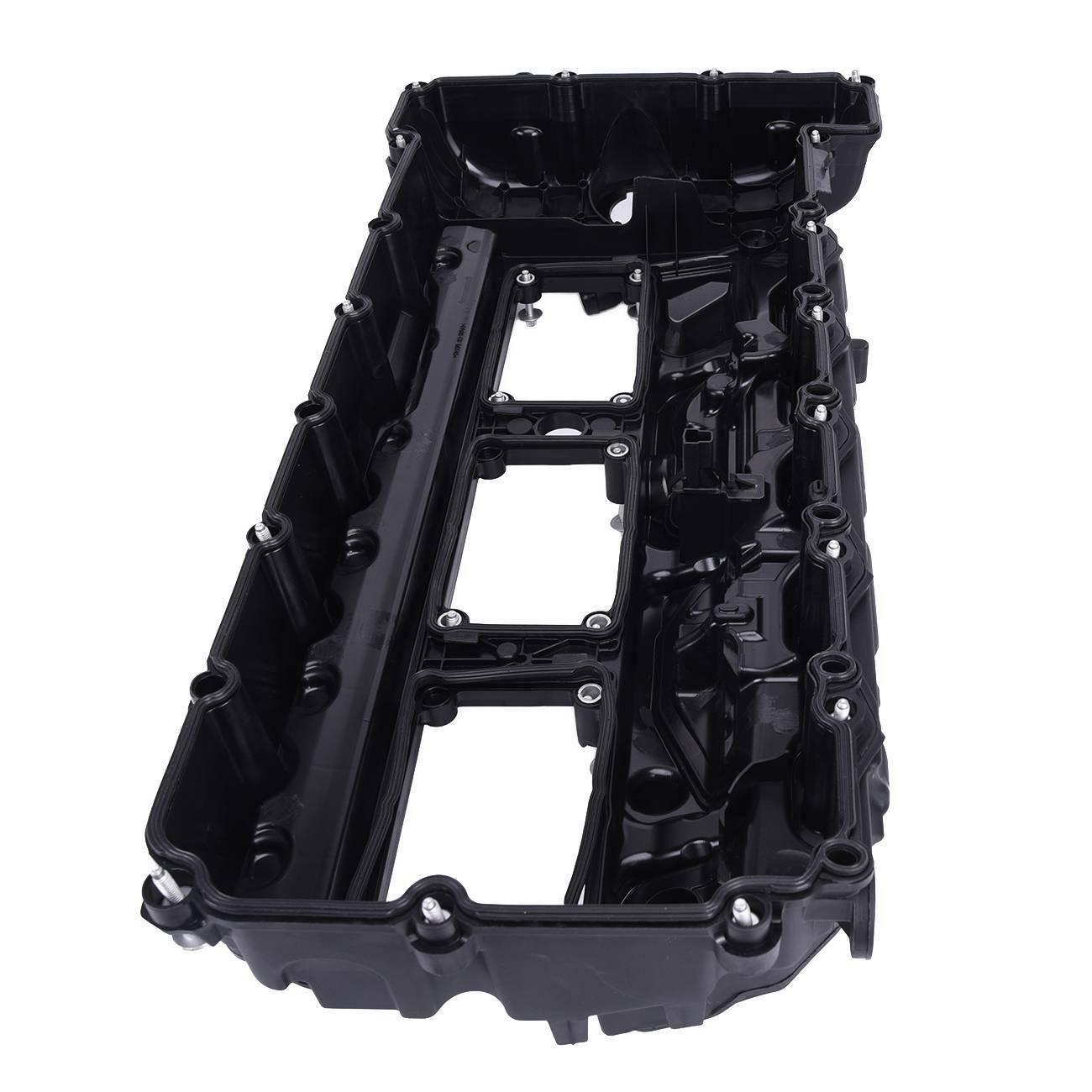 N55 Engine Cylinder Head Valve Cover W/ Gasket For BMW 1 2