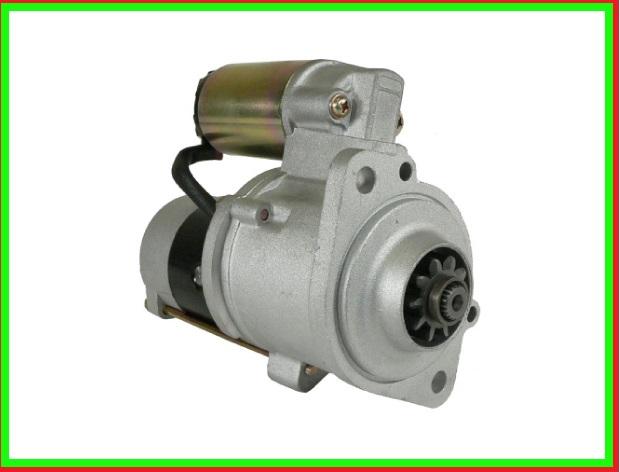 Starter Motor For Ford Trader Mazda E3500 T3500 T4000 T4600 Diesel