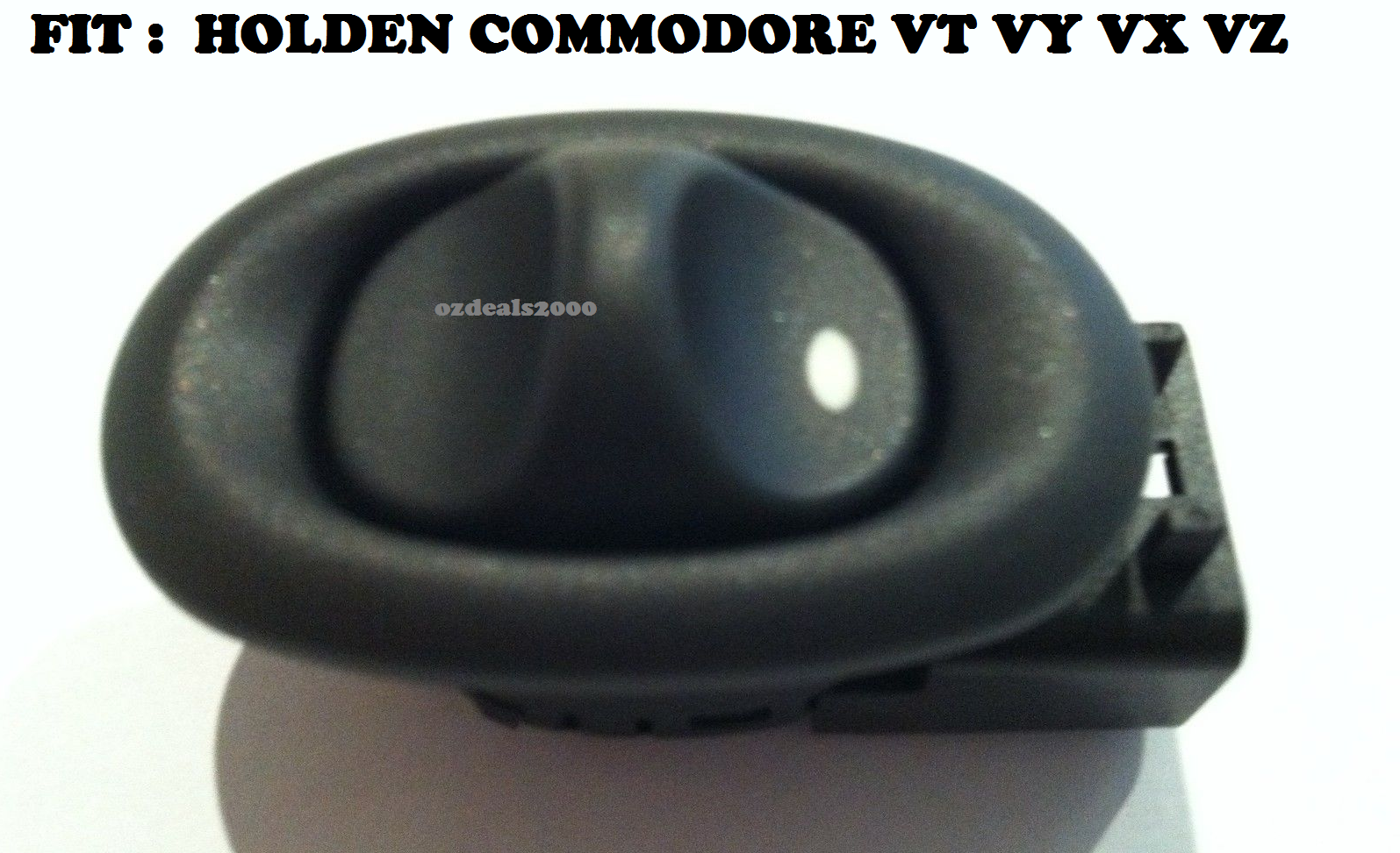 Rear electric power window switches pair black holden commodore vx rear electric power window switches pair black holden commodore vx vy vz vt sciox Images