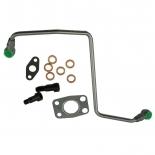 Turbo Oil Feed Pipe Kit for Citroen Berlingo Peugeot Partner Van 0375Q5 German Made