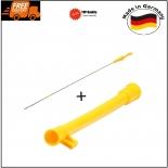 Oil Dipstick Kit for Audi A3 1.6 1.8 Skoda Octavia II SEAT VW Bora Caddy Golf German Made