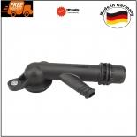 Coolant Flange W/ Seal for Audi A3 TT 1.8L VW Golf IV 1J1 1.8L 06A121132Q German Made