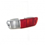 Rear Bumper bar light (white lens) Left side for Mitsubishi Pajero NP  2002-2006
