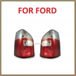 Au2 to BA wagon tail light with white indicator lens for ford falcon  2000-2010 pair