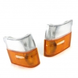 Corner park lights left and Right sides (pair) for Toyota Hiace Van 1989-2005