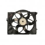 Condenser Radiator Thermo Fan FOR  Bmw E90 E91  17427523259