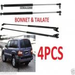 Bonnet & tailgate Gas Struts fits Toyota Landcruiser 100 series combo 4pcs