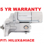 Starter Motor fits TOYOTA Dyna 150 Series LY61R engine 2L 2.4L 1988-1995
