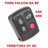 Locking remote for Ford BA BF Falcon Sedan/Wagon