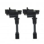 2 X Ford Laser Ignition Coil 323 BJ Premacy CP MX5 KQ FP FS 1.8L 2.0L NEW