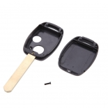 Honda Accord/CRV/Civic/CRZ/Jazz/City 2 Button Key Remote Case/Shell/Blank NEW
