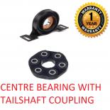 Tailshaft Centre Bearing and coupling FIT BMW E36 E46 E39 E34 26121226731 26111227410