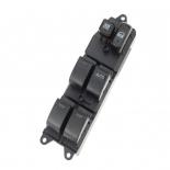 Power Window Control Main Switch fits Toyota '01-'07 Corolla Sedan/Wagon/Hatch Master