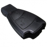 MERCEDES BENZ REMOTE 2 BUTTONS KEY CASE SHELL FOR CLK SLK S A B C CLASS