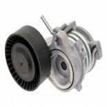 Drive Belt Tensioner with Pulley A/C Compressor FOR BMW E53 E61 E60 E63 E64 E65 E66