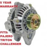 Alternator NL NM NP PA 6G74 6G72 for Mitsubishi Pajero