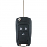 Holden Barina/Cruze/Trax 3 Button Remote Flip Key Blank Shell/Case HIGH QUALITY