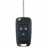 Holden 2 button RG Colorado Cruze remote Flip Key blank Shell HIGH QUALITY NEW