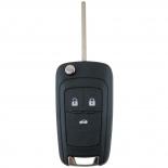 Holden 2 button RG Colorado Cruze remote Flip Key blank Shell HIGH QUALITY NEW