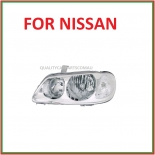 Headlight Left Side for Nissan Pulsar N16 Sedan 2003-2006