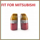 Tail light Left and rights sides 1996-2005 (with free globes) for Mitsubishi Triton