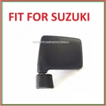 Door mirror to fit Suzuki Sierra 1.3 Maruti 1.0 Drover 1.3 (86-98) Left side