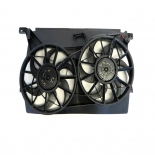 BA BF electric radiator Dual Fan Twin Thermo Radiator Fan 2002-2006 for Ford falcon