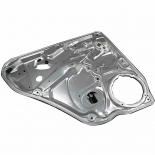 Rear Left Window Regulator W/ Plate for Skoda Superb 3U4 2.8L 3U5839461l German Made
