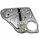 Rear Right Window Regulator w/ Plate for Skoda Superb 3U4 2.8L 3U5839462 German Made