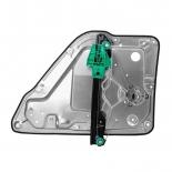 Rear Left Window Regulator W/ Panel for 00-08 SKoda Fabia Combi 6Y0839655 German Made