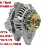 Alternator fIT Mitsubishi Triton MK 4x4 V6 engine 6G72 3.0L Petrol 1996-2006