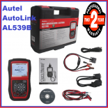 Autel AutoLink AL539 OBD2 Fault Code Reader & Electrical Test Tool