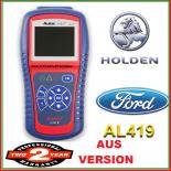Autel AutoLink Al419 OBD2 Car Diagnostic Scanner Code Reader Check Engine Light