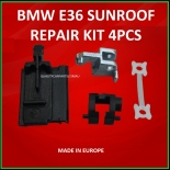 Sunroof Clips and Rail Mount Bracket repair kit fit BMW E36 3 series 91 -99