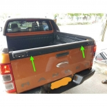 Tailgate light fits Ford Ranger T6 PX MK Wildtrak Black With LED Reverse 2012-2020