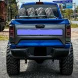 Black Tailgate Cover Fit Ford Ranger XLT WILDTRAK PX2 MK1 MK2 RAPTOR 2012-2019