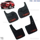 MUDFLAPS  MUDGUARD FITS TOYOTA HILUX TRD SR SR5 NEW 2015-2020 FRONT AND REAR