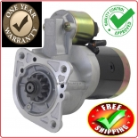 Starter Motor fit Ford Courier ALSO 4WD engine G6, G6E, G6C Petrol 2.6L 87-07