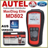 Autel MD802 4 Systems DS model Diagnostic Scanner SRS ABS airbag Transmission