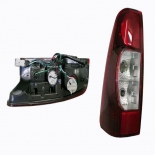 TAIL LIGHT LEFT HAND SIDE FOR ISUZU D-MAX 2008-2012
