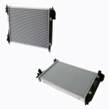 RADIATOR FOR SAAB 9-3 2003-2011