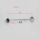 FRONT SWAY BAR LINK FOR PEUGEOT 4007 2009-2012