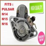 Starter Motor to fit Nissan Pulsar N14 N15 N16 1.6L 1.8L Petrol GA16DE QG16DE QG18DE