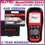 Autel MaxiTPMS TS601 TPMS OBD2 Auto Programming Tire Sensor Decoder Code Reader