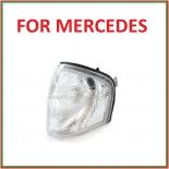 C class w202 corner indicator light left side (white) BRAND NEW for Mercedes