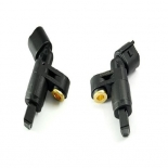 Front Left & RIGHT ABS Speed Sensors FOR VW AUDI Skoda mk3 mk4 golf