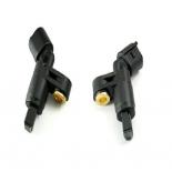 Front Left & RIGHT ABS Speed Sensors FOR VW AUDI Skoda mk3 mk4 golf