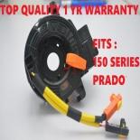 Air bag Clock spring fit Toyota Land Cruiser prado GRJ150 KDJ150 150 series NEW